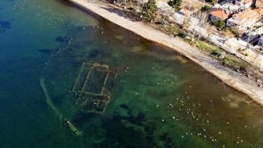 Lake Iznik Underwater Museum