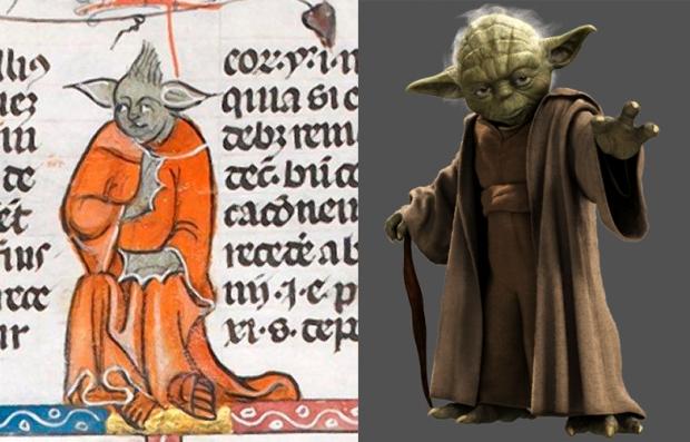 Yoda_考古現在式
